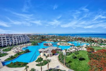 Hotel Al Dau Beach in Hurghada