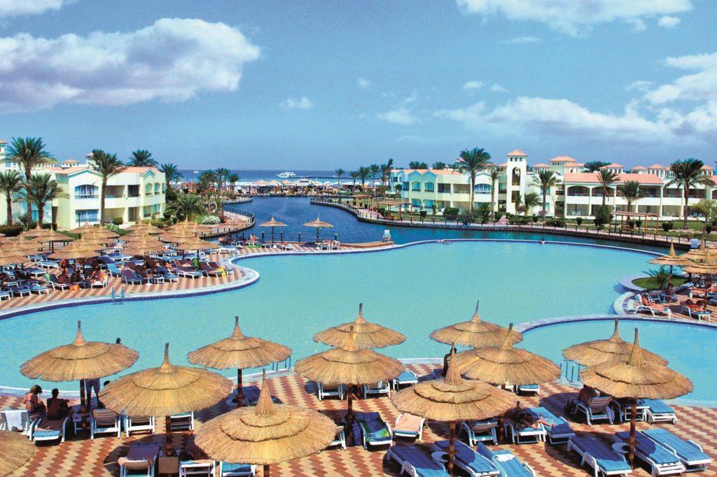 Hotel Dana resort zwembad