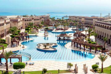 Hotel Mamlouk resort in Hurghada