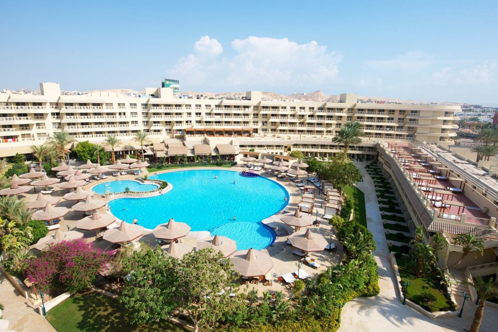 Hotel Sindbad club in Hurghada