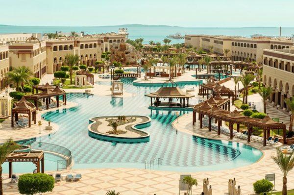 Het Mamlouk resort in Hurghada