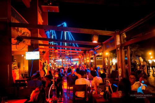 Papas bar in Hurghada