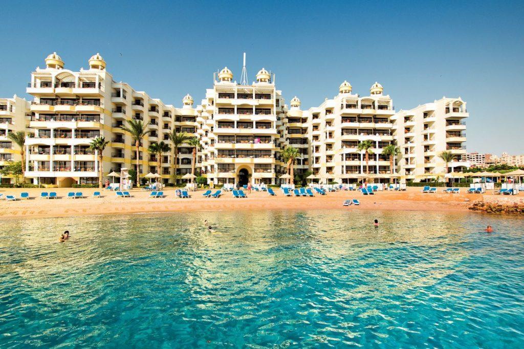 Sunrise Holiday Resort in Hurghada