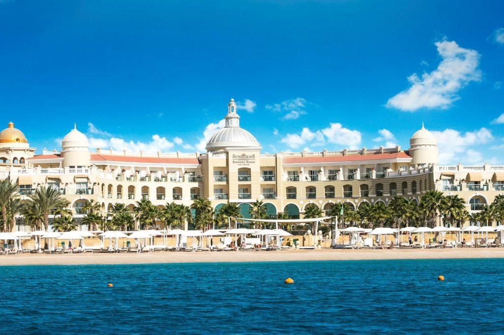 Hotel Sunrise Grand Select Romance in Hurghada