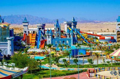 Serenity fun city hotel in Hurghada