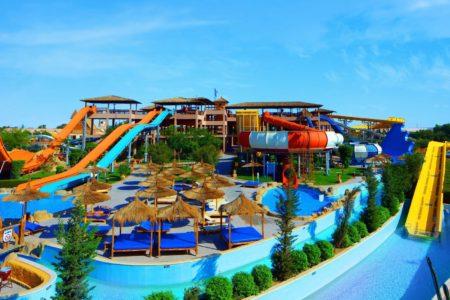 Hotel Jungle Aqua Park in Hurghada